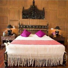 Thazin Garden Hotel 3* Номер Делюкс с различными типами кроватей фото 4