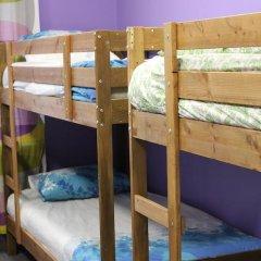 Хостел Достоевский Кровати в общем номере с двухъярусными кроватями фото 44