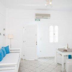 Отель Ampelonas Apartments Греция, Остров Санторини - отзывы, цены и фото номеров - забронировать отель Ampelonas Apartments онлайн ванная