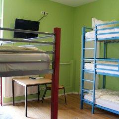 Buch-Ein-Bett Hostel Стандартный номер с двуспальной кроватью фото 4
