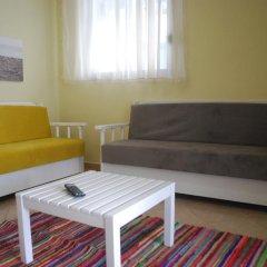Отель Balcony of Saranda Албания, Саранда - отзывы, цены и фото номеров - забронировать отель Balcony of Saranda онлайн комната для гостей фото 5