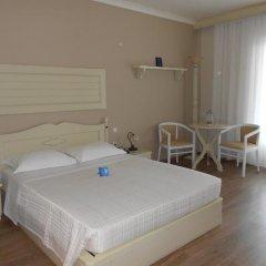 Отель Acrotel Athena Pallas Village 5* Улучшенный номер разные типы кроватей фото 2