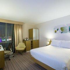 Отель Hilton Garden Inn Glasgow City Centre Великобритания, Глазго - отзывы, цены и фото номеров - забронировать отель Hilton Garden Inn Glasgow City Centre онлайн комната для гостей фото 2