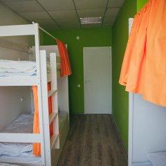 Hostel For You Кровать в общем номере с двухъярусной кроватью фото 29