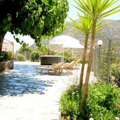 Отель Bali Paradise Hotel Греция, Милопотамос - отзывы, цены и фото номеров - забронировать отель Bali Paradise Hotel онлайн бассейн фото 3