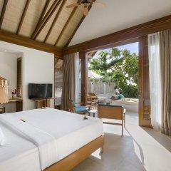 Отель Furaveri Island Resort & Spa 5* Вилла Garden с различными типами кроватей фото 12