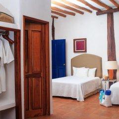 Отель Las Nubes de Holbox 3* Полулюкс с различными типами кроватей фото 31
