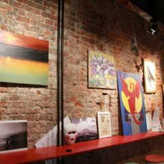 Art Space Hostel развлечения