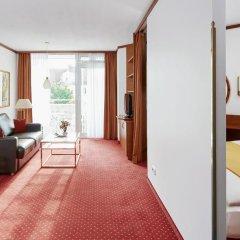 Living Hotel Nürnberg by Derag 4* Номер категории Эконом с различными типами кроватей фото 6