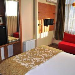 Хостел Antique Стандартный номер двуспальная кровать фото 17