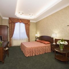Гостиница Атон 5* Номер Бизнес с различными типами кроватей