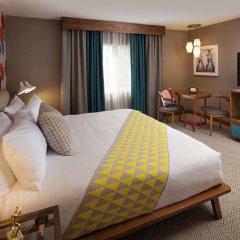 Отель The Kinney Venice Beach 2* Стандартный номер с различными типами кроватей
