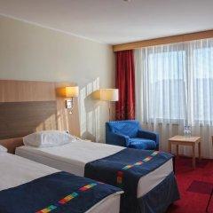 Гостиница Park Inn by Radisson Прибалтийская 4* Стандартный номер с различными типами кроватей фото 4