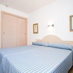 Отель Aparthotel Cabau Aquasol Апартаменты с 2 отдельными кроватями фото 2