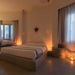Anemomilos Hotel 2* Студия с различными типами кроватей фото 2
