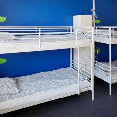 Отель CheapSleep Helsinki Кровать в общем номере с двухъярусной кроватью фото 4