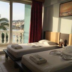Отель Dodona Албания, Саранда - отзывы, цены и фото номеров - забронировать отель Dodona онлайн комната для гостей фото 5