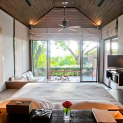 Sri Panwa Phuket Luxury Pool Villa Hotel 5* Люкс с двуспальной кроватью фото 2