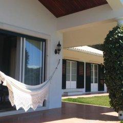 Отель Guesthouse Quinta Santa Joana балкон