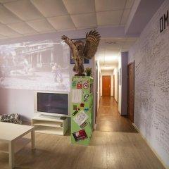 Хостел Достоевский Кровать в общем номере с двухъярусной кроватью фото 6