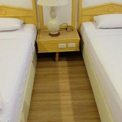 Отель Deeden Pattaya Resort 3* Номер категории Эконом с различными типами кроватей фото 8