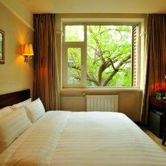 Отель Days Inn Forbidden City Beijing 3* Номер Делюкс с различными типами кроватей фото 3