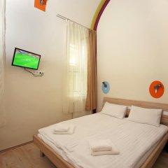 Отель Amber Gardenview Studios Студия с различными типами кроватей фото 13