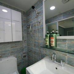 Отель Artview Hotel Южная Корея, Сеул - отзывы, цены и фото номеров - забронировать отель Artview Hotel онлайн ванная фото 2