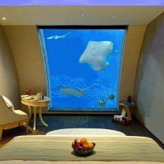 Отель Resorts World Sentosa - Beach Villas 5* Люкс с различными типами кроватей