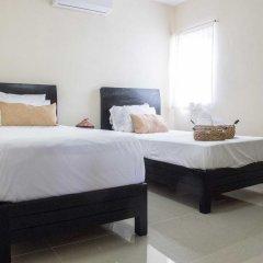 Отель Hostel Only 4 you Мексика, Канкун - отзывы, цены и фото номеров - забронировать отель Hostel Only 4 you онлайн комната для гостей фото 2