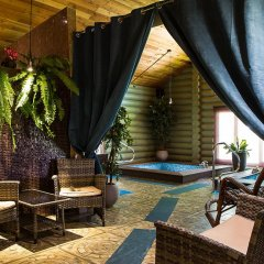 Гостиница Green Forest Club бассейн фото 2