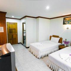 Отель Baan Paradise 2* Стандартный номер с двуспальной кроватью фото 2
