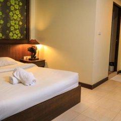 Отель Casanova Inn 2* Стандартный семейный номер с двуспальной кроватью фото 15