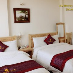 A.m Memory Hotel 2* Номер Делюкс фото 2