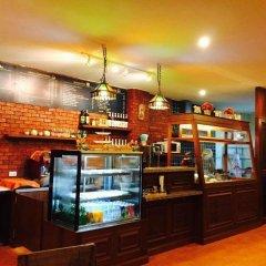 Отель Baan Sudarat Патонг питание