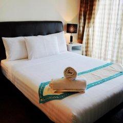 Отель Taragon Residences комната для гостей фото 8