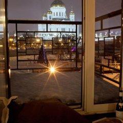 Отель Moscow Point — Красный октябрь 3* Улучшенный номер фото 17