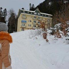 Hotel Elbrus спортивное сооружение