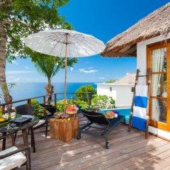 Отель Cape Shark Pool Villas 4* Студия с различными типами кроватей фото 9