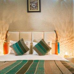 Отель Riad Dar Benbrahim 2* Стандартный номер с различными типами кроватей фото 4