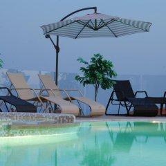 Отель Spa Resort Becici Рафаиловичи бассейн