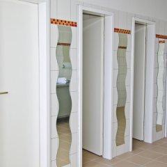 Check In Hostel Berlin Кровать в общем номере с двухъярусной кроватью фото 7