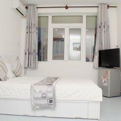 Отель LeBlanc Saigon 2* Номер Делюкс с различными типами кроватей фото 20