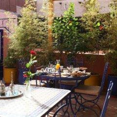 Отель Riad El Walida Марокко, Марракеш - отзывы, цены и фото номеров - забронировать отель Riad El Walida онлайн питание фото 2