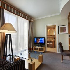 Отель Golden Prague Residence 4* Улучшенные апартаменты с различными типами кроватей фото 21