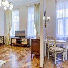 Апартаменты Mike Ryss' Perfect Apartments Санкт-Петербург комната для гостей фото 8