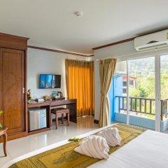 Отель Aonang Silver Orchid Resort 3* Улучшенный номер с различными типами кроватей фото 2