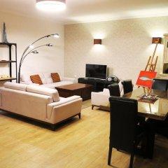 Отель Heart of Downtown! Luxury Duplex with Terrace & City Views комната для гостей фото 2