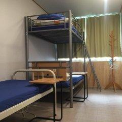 Отель Backpackers Inside Стандартный номер с различными типами кроватей (общая ванная комната) фото 6