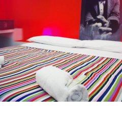 M&J Place Hostel Rome Стандартный номер с различными типами кроватей фото 3